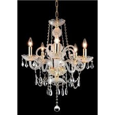 Princeton 5 Light Chandelier
