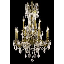 Rosalia 12 Light Chandelier