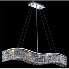 Contour 8 Light Chandelier