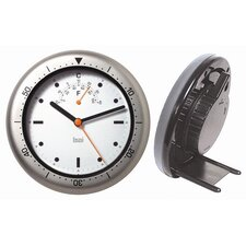 Aquamaster Convertible Wall and Desk Clock