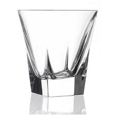 RCR Fusion Crystal Double Old Fashioned (Set of 6)