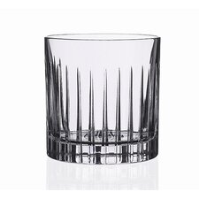 RCR Timeless Double Old Fashion Glass (Set of 6)