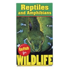 Go Fish For Wildlife Reptiles and Amphibians