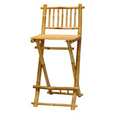 Foldable Bamboo Stool