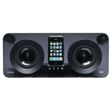 iPod/iPhone Speaker System in Black