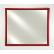 Signature Framed Plain Mirror