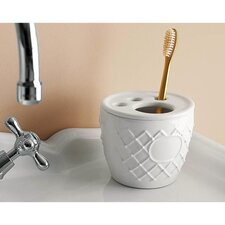Free-Standing Toothbrush Holder