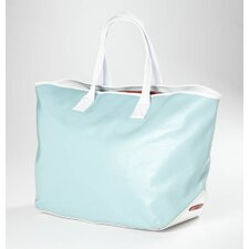 Carina Large Tote in Blue