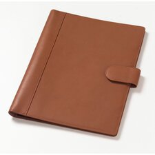 Soft-Sided Padfolio in Tan