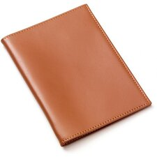 Bridle Leather Passport Cpver