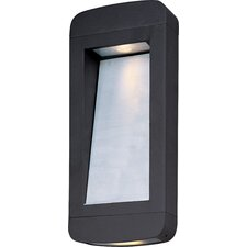 Sleek 2 Light Wall Sconce
