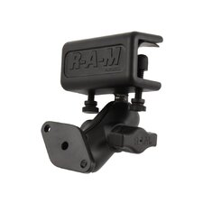 Glare Shield Clamp Mount with Diamond Base Adapter