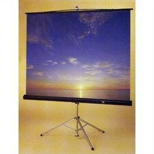 Perfecta Tripod Projection Screen