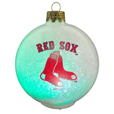 MLB LED Color Changing Ornament