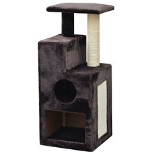 "38"" Abstract Design Cat Tree"