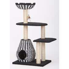 "49"" Contemporary Cat Tree"