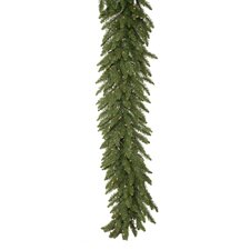 "Camdon Fir 12"" Garland with 400 Clear Lights"