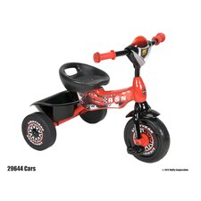 Disney Cars Lights and Sounds Folding Tricycle