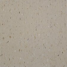 "Alternatives 12"" x 12"" Vinyl Tile in Warm Taupe"