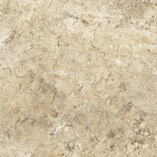 "DuraCeramic Renaissance 15"" x 15"" Vinyl Tile in Totally Tan"