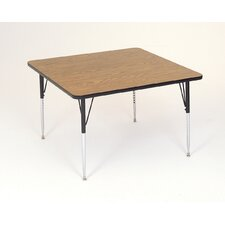 Square Activity Table with Standard Legs