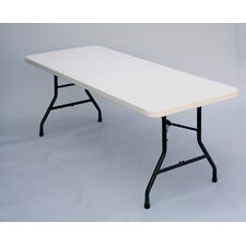 "96"" W x 30"" D Rectangular Folding Table"