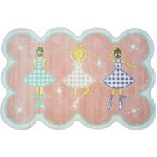 Supreme Dancing Girls Kids Rug
