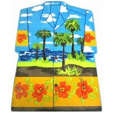 Supreme Hawaiian Shirt Kids Rug