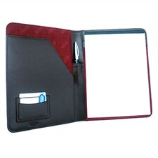 Classic Padfolio in Dark Brown