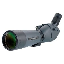 Eterna 80mm ED Spotting Scope with 20-60X Eyepiece, Angled Spotting Scope