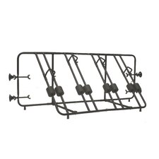 Advantage SportsRack Truck BedRack Four Bike Carrier