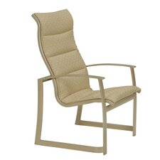 MainSail HB Dining Arm Chair with Cushion