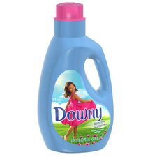 2 Qt Bottle April Fresh Scent Liquid Fabric Softener