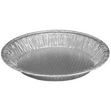"10"" Aluminum Baking Pie Pan (Set of 200)"