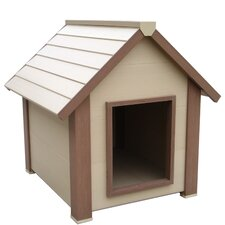 EcoConcepts Hi-R Super Insulated Canine Cottage