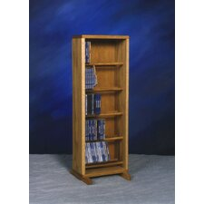 500 Series 130 CD Dowel Multimedia Storage Rack