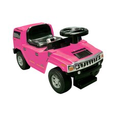 6V Hummer H2 Foot To Floor Car