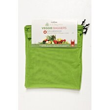 Four Reusable Produce Shopping Tote