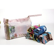 Five Reusable Shopping Tote