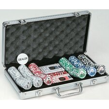 11.5g Royal Flush Big Number Poker Set