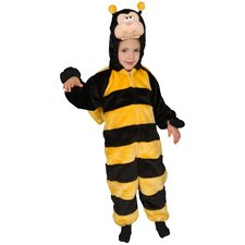 Little Honey Bee Children's Costume Set