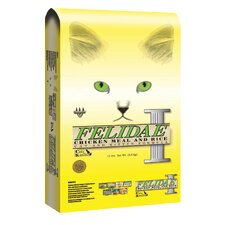 Chicken Meal and Rice Formula Cat Food