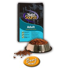 Adult Chicken and Rice Dry Dog Food