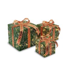 Sisal Gift Boxes (Set of 3)