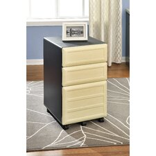 Benjamin Mobile Vertical File Cabinet