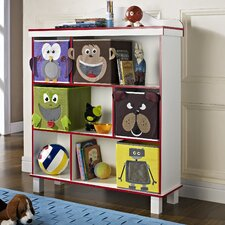 Benny 3 Shelf Bookcase