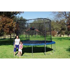 Orbounder 12' Trampoline with Enclosure