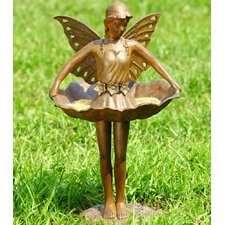 Fairy Ballerina Bird Feeder