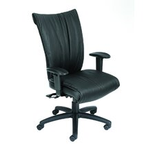 High-Back LeatherPlus Office Chair