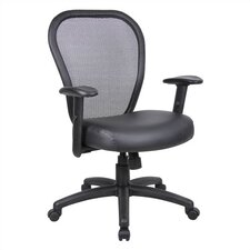 Professional Mid-Back Mesh Managerial Chair